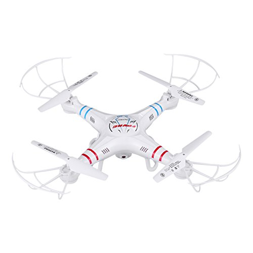 RC-Quadcopter-FPVRC-X5C-1-24G-4Ch-Headless-Mode-RC-Drone-with-Altitude-Mode-and-HD-Camera-White