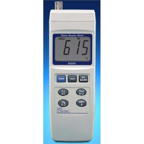 Sper Scientific 850081 Water Quality - Water Multiparameter Quality Meter