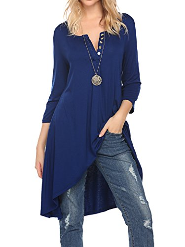 half shirt dress - 3