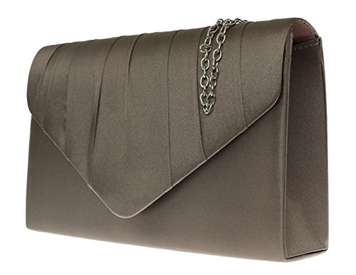 De Mujer Girly Para Cartera Caqui Handbags Mano xBqw6B