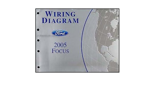 2005 ford focus wiring diagram manual original ford motor company 2005 ford focus wiring diagram manual original ford motor company amazon com books