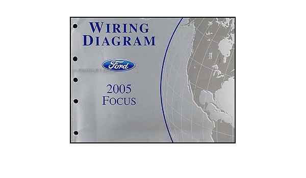 2005 Ford Focus Wiring Diagram Manual Original: Ford: Amazon.com: BooksAmazon.com
