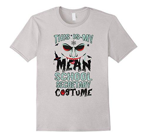 This Is My Mean School Secretary Costume T Shirt Halloween