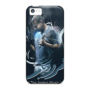 Premium Amr Diab Back Cover Snap On Case For Iphone 5c