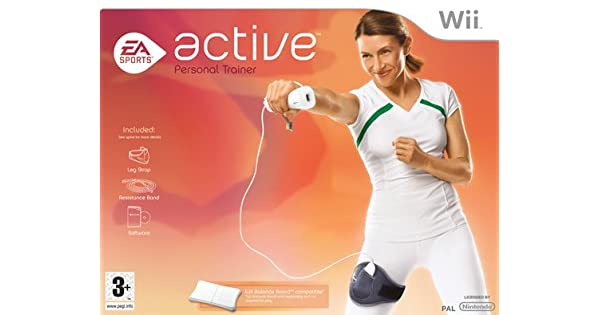Electronic Arts Sports Active, Wii - Juego (Wii): Amazon.es ...