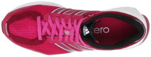 adidas - Zapatillas de running para mujer Rosa/Plata