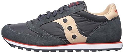 Shoes Low Pro Gymnastics Jazz Black tan Saucony charcoal Men''s EwqPH6xxX