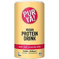 Purya Proteína Vegetal Bio en Polvo con Vainilla