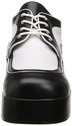 Polyurethane Black Men's Jazz 04 Penny Loafer Funtasma White P0wqq