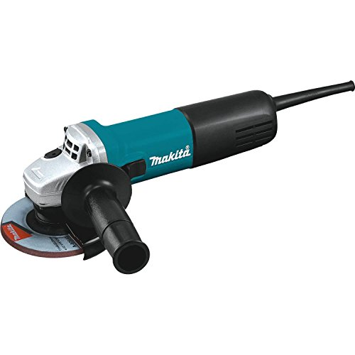 Makita 9557NB 4-1/2-Inch Angle Grinder by Makita