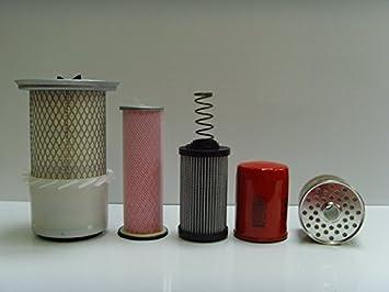 JCB 801.4 801.5 801.6 w//Perkins103-10 Eng Filter Service Kit
