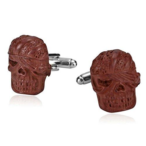 Eye Skull Cufflinks - 9