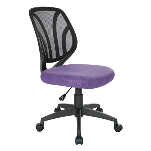 Work Smart EM69200PN-512 Office Task Chair Purple