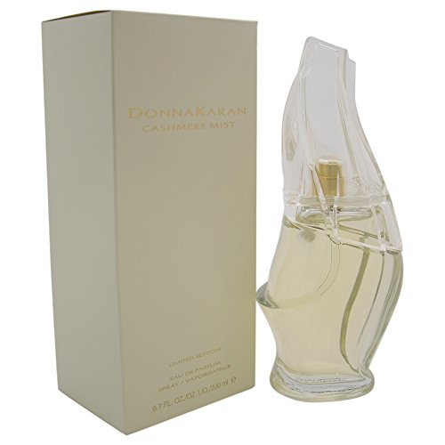 Donna Karan Cashmere Mist Eau de Parfum Spray for Women, 6.7 Ounce