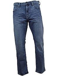 Mens Premium Performance Stretch Light Wash Jean