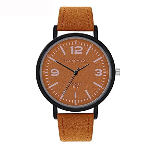 - LUXISDE Watch Women Luxury Fashion Women's Crystal Stainless Steel Quartz Analog Wrist Watch Coffee