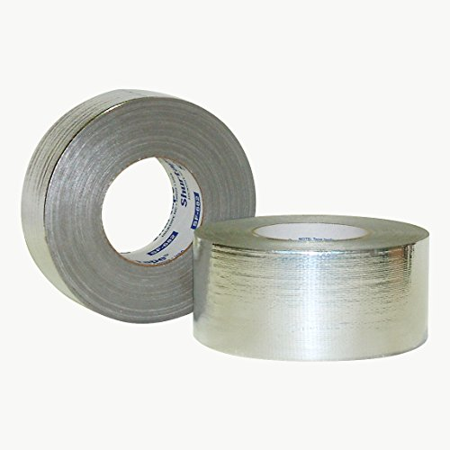 Shurtape SF-682 ShurFLEX HVAC Metalized Duct Tape: 3 in. x 6