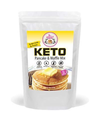 Keto / Paleo Pancake & Waffle - Muscle Jack