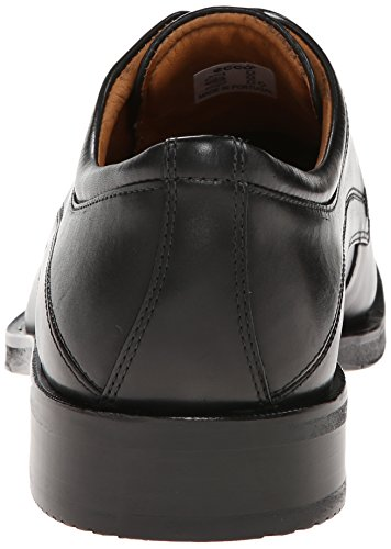 ecco men's canberra plain toe oxford