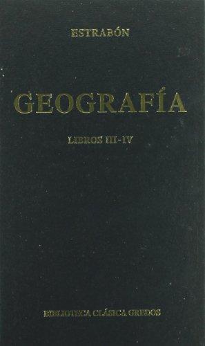 Descargar Libro Geografia Libros Iii-iv Estrabon