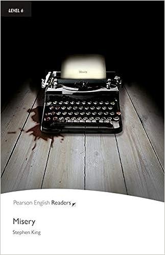 Misery. Level 6. Con espansione online. Con CD-Audio Pearson english readers: Amazon.es: King, Stephen: Libros en idiomas extranjeros