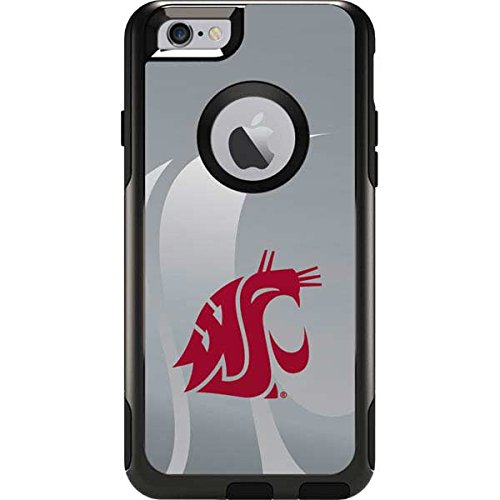 - Skinit Washington State Cougars OtterBox Commuter iPhone 6 Skin for CASE - Officially Licensed College Skin for Popular Cases Decal - Ultra Thin, Lightweight Vinyl Decal Protection