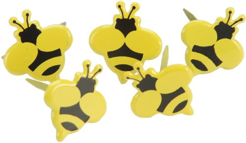 Eyelet Outlet Brads - Bumble Bee 1 pcs sku# 623643MA