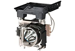 Nec Np20lp Projector Lamp 280 Watt 2500 Hour S Standard Mode 3000 Hour S Economic Mode For Nec U300x U310w