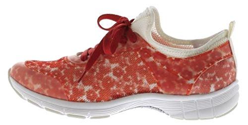 Zapatos 45 354 64 cordones de mujer kombi Gabor para rot Pt1qwnn