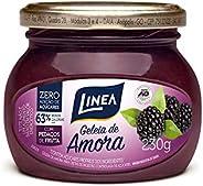 Geleia de Amora Linea 230g
