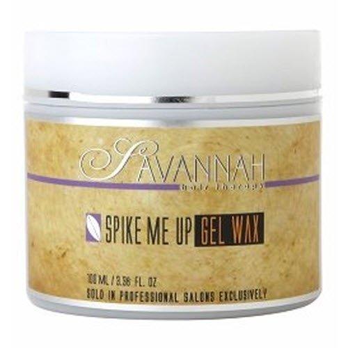 Savannah Hair Therapy Spike Me Up Gel Wax 3.23oz / 150ml by Savannah Hair - Mall Savannah Shopping