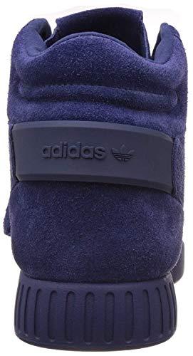 Mens Adidas Schuhe Invader Sneaker White Shoes Originals Dark Bb5036 Tubular Blue Strap xBwgxAzq