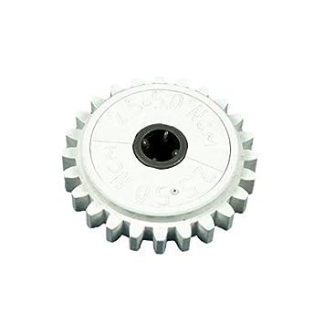 LEGO®Technic - 1 Weisses Dientes - Rueda con Embrague 24 Dientes Blanco técnica: Amazon.es: Juguetes y juegos