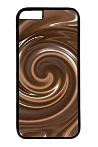 Aromatic Chocolate Slim Hard Cover For Iphone 5/5S Cover Case PC Black Cases