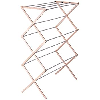 fold wall racks drying folding madison home rack white collection down w mounted decorators in p laundry