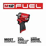 "M12 Fuel Stubby 3/8"" Impact Wrench"