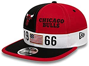 A NEW ERA Era Chicago Bulls 9fifty of Snapback Cap Colour Block ...