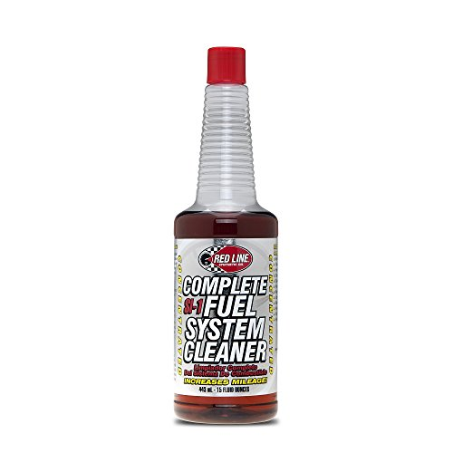 Red Line (60103) Complete SI-1 Fuel System Cleaner – 15 Ounce