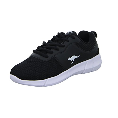 Kangaroos Men's Trainers Black U3C7BCoV