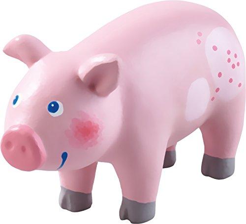 Chunky Pig Farm - HABA Little Friends Pig - 4