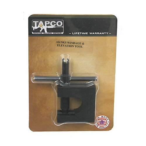 - Tapco TOOL0312 Intrafuse AK/SKS Military Grade Windage and Elevation Sight Tool