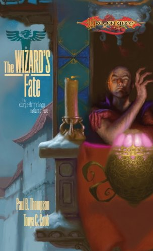 book cover of The Wizard\'s Fate