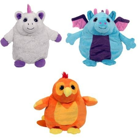Pop Out Pets Fantasy, Phoenix, Stuffed Dragon, Unicorn Toy for Boys - 46397243