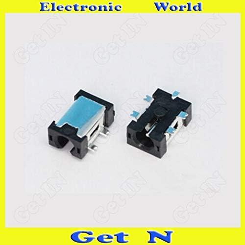 Gimax 1000pcs DC057 0.6mm 5Pins SMT Tablet DC Jacks//Ports//Connectors AC dc Power Outlet Interface