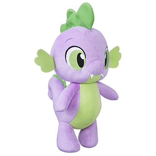 My Little Pony Friendship is Magic Spike The Dragon Cuddly Plush