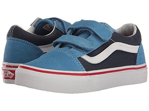 Vans Kids Old Skool V (2 Tone) Skate Shoe