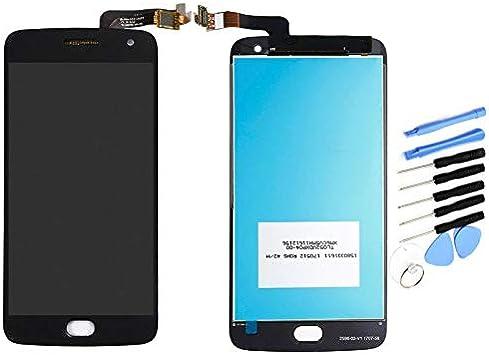 YQZ para Motorola Moto G5 Plus XT1684 XT1685 XT1687 digitalizador ...