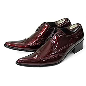 Amazon.com: Hy Men's Wedding Shoes, Artificial PU Fall