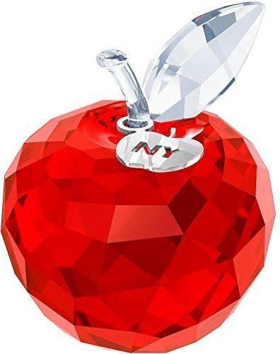 Swarovski Crystal Apple - Swarovski New York Apple, Red
