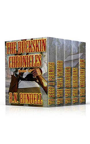 The Buckskin Chronicles: Volumes 1-5